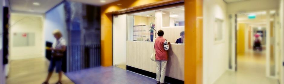 Lievers installatietechniek voor zorgcentra